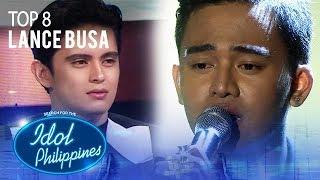 "Lance Busa performs ""Sana"" | Live Round | Idol Philippines 2019"