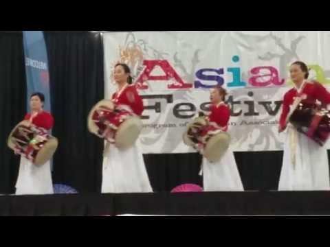Arirang, Korean Performing. Utah Asian Festival 2016