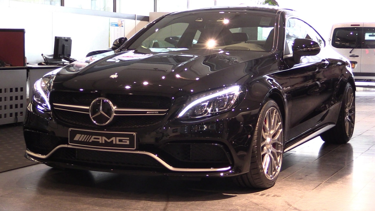 Mercedes Amg C63 S Coupe 2017 Exhaust Sound In Depth Review