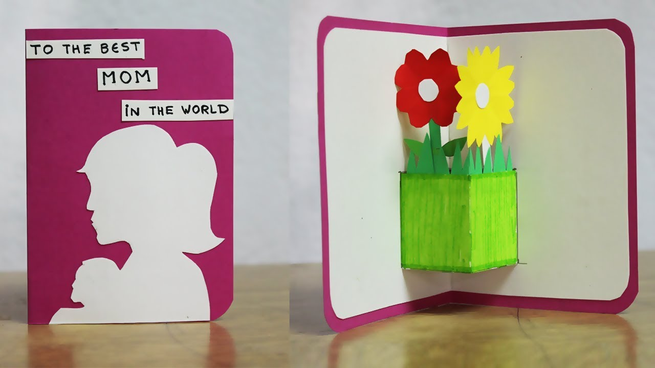 DIY Birthday Cards For Mom