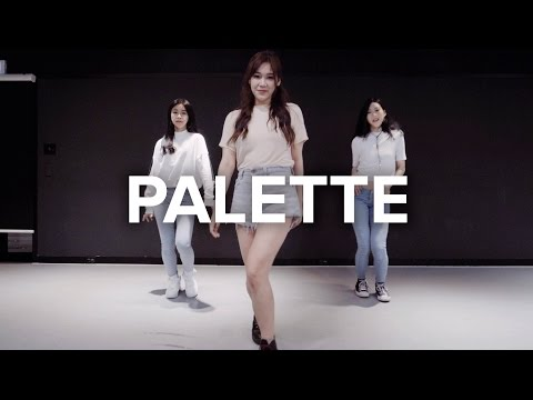 Palette - IU (ft. G-Dragon) / Beginners Class