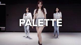 Palette - IU (ft. G-Dragon) / Beginners Class