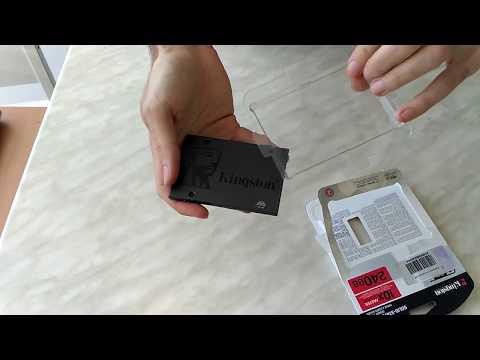 """Kingston SSDNow A400 240GB 2.5"""" SATAIII 3D TLC (SA400S37/240G)"""