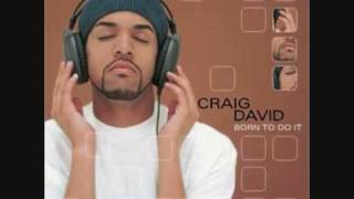 craig david - unbelievable (metro_mix)