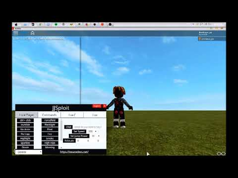 ROBLOX JJSploit v4 WeAreDevs