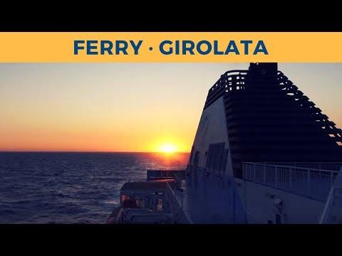 Passage ferry GIROLATA, Marseille - Ajaccio