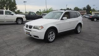 2006 BMW X3 3.0i | Full Tour & Start Up