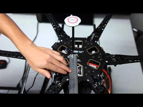 DJI WooKong-M Assistant—Installation&Setup