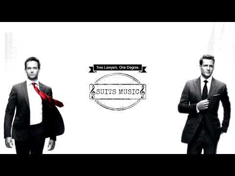 Vibrolux - Glitter Blues   Suits 3x16 Music