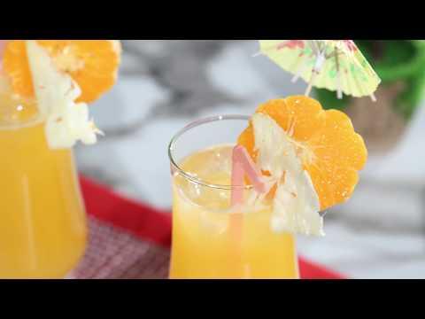 Pineapple Orange Punch