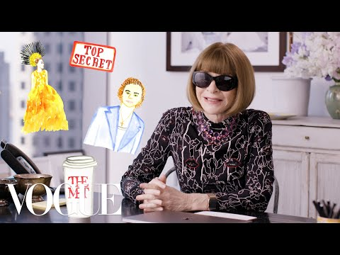 Anna Wintour on Katy Perry, Harry Styles, and the True Meaning of Camp | Go Ask Anna | Vogue