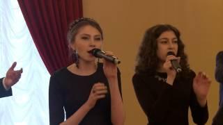 Студенческий концерт, посвященный 60-летию Института