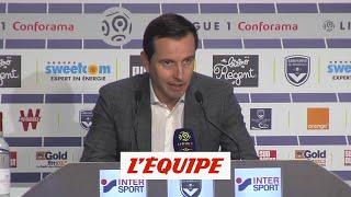 Stéphan «Un point qui nous va bien» - Foot - L1 - Rennes