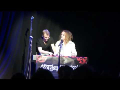 Benny and Tim Minchin Piano Duel | The Axis of Awesome