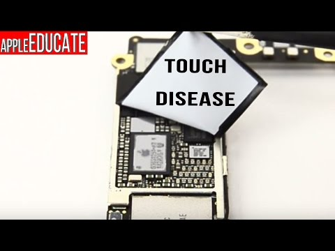 UPDATE: How to Fix Touch Disease on the iPhone 6 Plus (No Soldering or Bending) | appleEducate #05