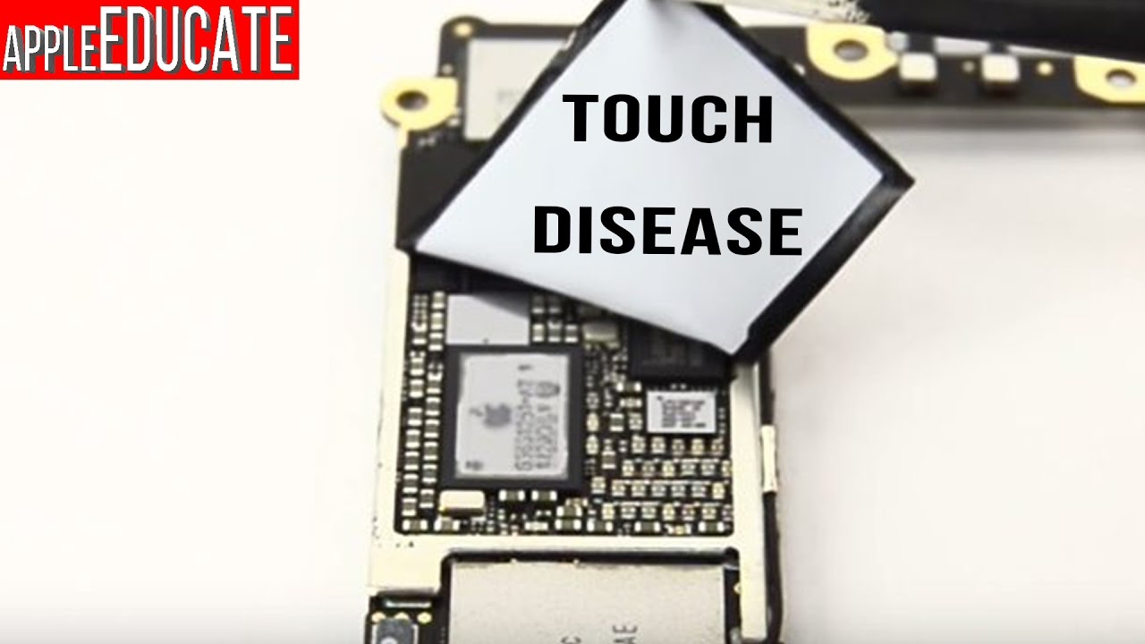 iphone touch screen wont work update how to fix touch disease on the iphone 6 plus no 5579