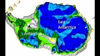 Remnants Of Ancient Continents Discovered Beneath Antarctica's Ice