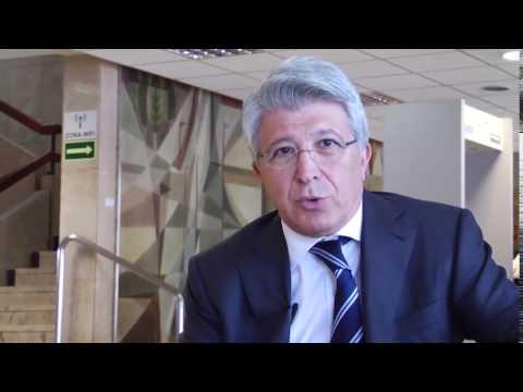 Madrid se Mueve 3 Saludo de Enrique Cerezo
