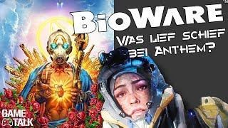 Game Talk #23 | BioWares Probleme bei der Entwicklung von Anthem, Borderlands 3, Days Gone & Sekiro