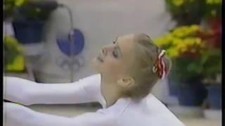 【1988年ソウルオリンピック】新体操