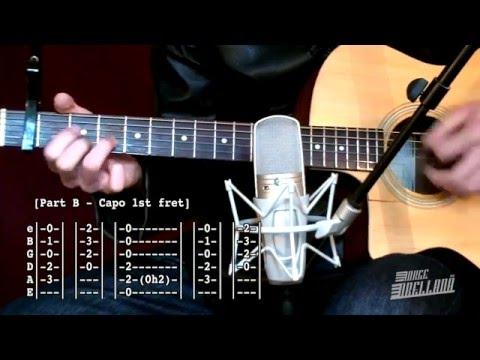 Simple As This - Jake Bugg  ( Guitar Tab Tutorial & Cover )