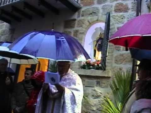 Messojuso - Inaugurazione della cappella di San Vincenzo Ferreri