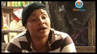 Angela Okorie caught smoking Indian Hemp