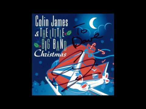 Colin James - Christmas Island