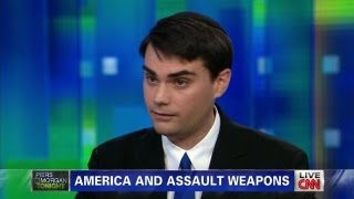 Ben Shapiro on Gun Control, 2nd Amendment Debate(, 2013-01-17T20:00:55.000Z)