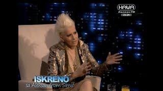 Aleksandra Sladjana Milosevic - Emisija Iskreno sa Aleksandrom Simic | I deo