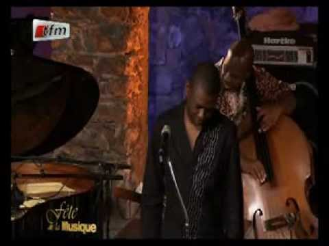 Live Youssou Ndour & Red clay at goree island