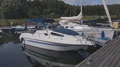 Drago 660 Motorboot Huntermaster Bootsurlaub 2017 Plau am See
