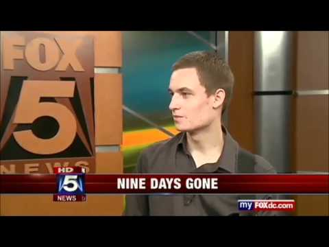 Nine Days Gone - Interview on Fox 5