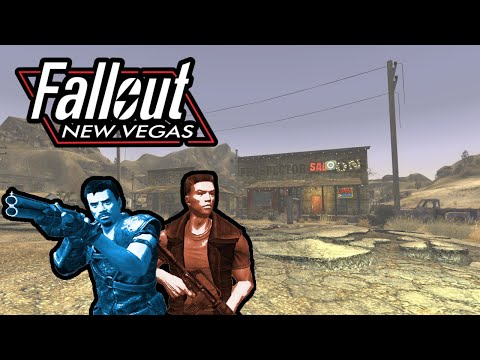 Fallout New Vegas - Goodsprings