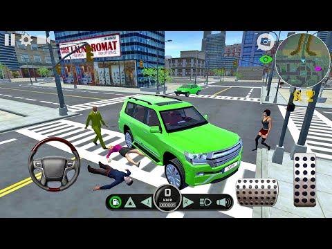 Offroad Cruiser Simulator - Fun Suv Game! - Car Games Android gameplay #carsgames