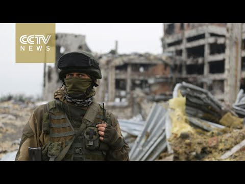 Ukraine troops on high alert amid growing tension with Russia