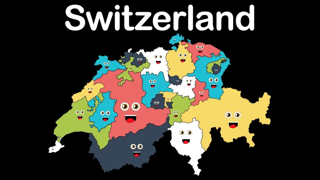 Switzerland/Switzerland Country/Switzerland Geography - YouTube