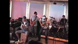Goggle Earth's live performance on July 7th, 2012 at TORAMARU-ZA ne...