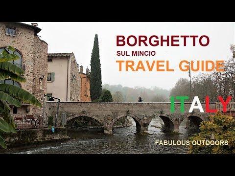 Visiting Borghetto sul Mincio Verona Veneto Italy Guide Travel Blog