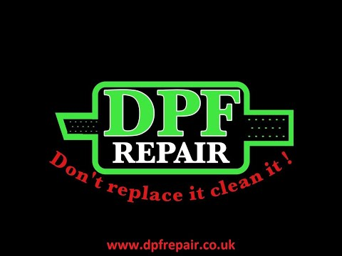 Commercial DPF cleaning. DPF repair Hull