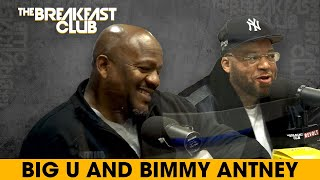 Big U & Bimmy Antney Talk Street Influence On Hip Hop, Documenting The Culture + More