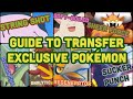 In-Depth Guide to Pokémon Transfer Moves and Abilities
