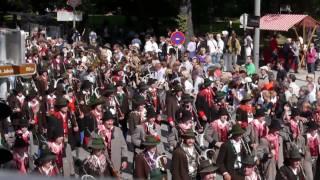 Schuetzenkompanie Oberes Iseltal, Matrei in Osttirol
