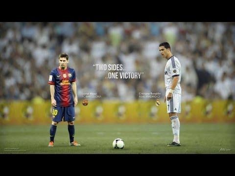 Real Madrid vs Barcelona • Copa Del Rey 2013 El Clasico Promo •  HD 