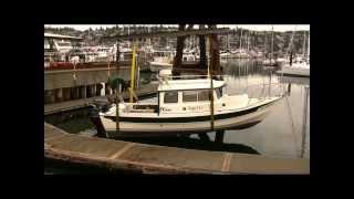 C Dory Maiden Voyage of M/V Far C'r San Juan Islands Sept 2013
