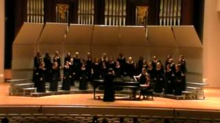 Baylor Bella Voce - Weep No More - David Childs