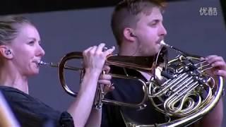 Ben Howard full concert Live Rock en Seine 2015
