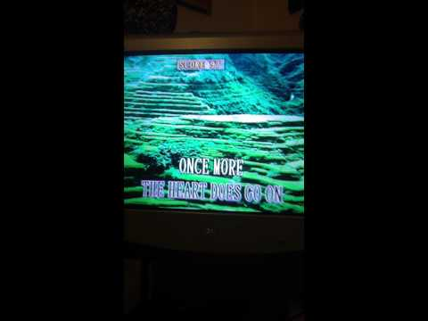 Ugly Duckling singing (My Heart Will Go On by Celine Dion) - Karaoke