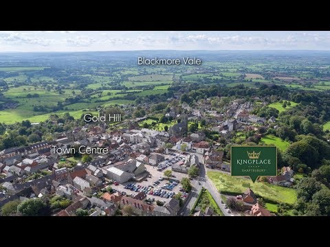 Kingplace Shaftesbury: About the Development