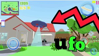 Dude theft auto :how to find ufo on dude theft auto gameplay (android)